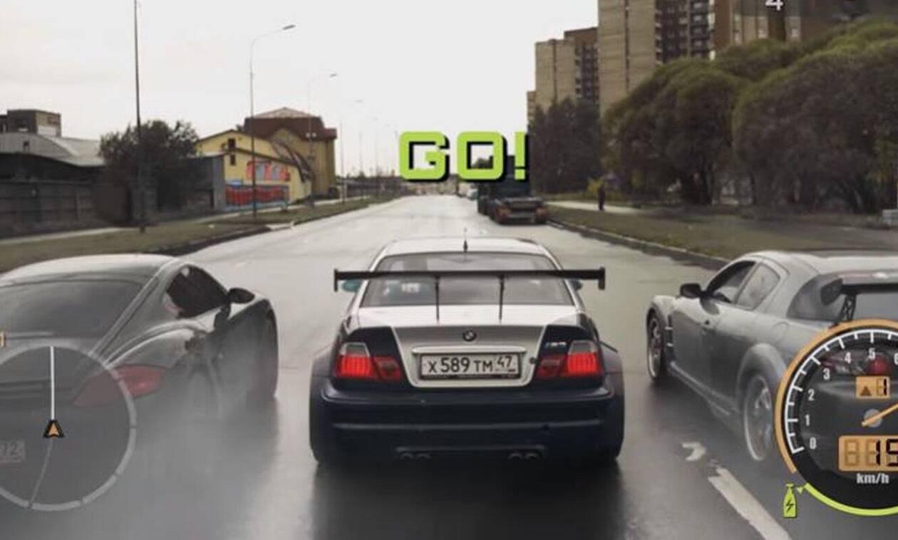 Δείτε ένα «αληθινό» Need For Speed σε πραγματικούς δρόμους