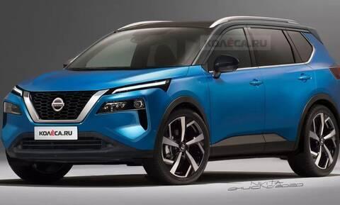 Το νέο Nissan X-Trail είναι προ των πυλών και θα έχει στοιχεία και από το Juke
