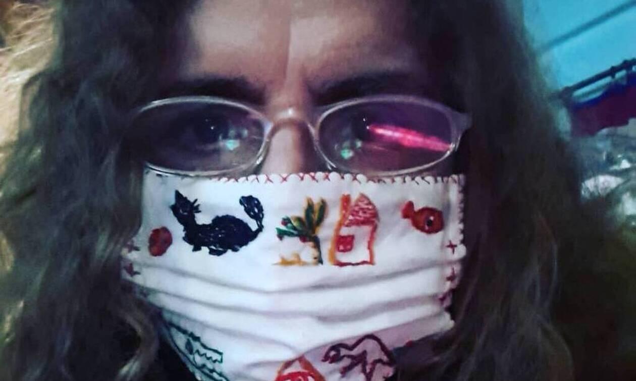 Απίστευτο: Ποια ηθοποιός φτιάχνει μάσκες προστασίας για τον κορονοϊό;
