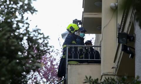 Τραγωδία στη Φιλοθέη: Νεκρή γυναίκα από φωτιά σε μονοκατοικία (pics)