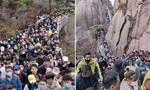 Ανησυχητικές σκηνές στην Κίνα: Γεμάτα τα αξιοθέατα της χώρας, παρά τις προειδοποιήσεις