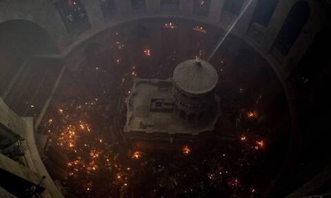 Церемония схождения Благодатного огня состоится 18 апреля