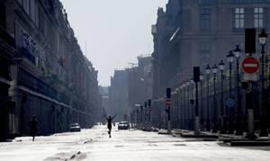 Κορονοϊός: Άδειοι αυτοκινητόδρομοι προκαλούν ανατριχίλα - Εικόνες Αποκάλυψης