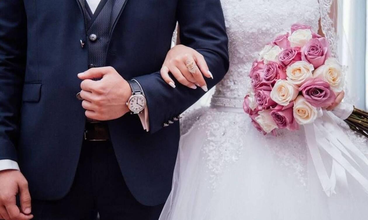 Παντρεύτηκαν εν μέσω καραντίνας – Δείτε πού κατέληξαν (pics)