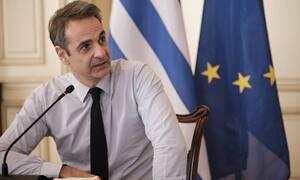 Κορονοϊός: Τηλεδιάσκεψη Μητσοτάκη – Σχοινά για τις επιπτώσεις του Covid-19