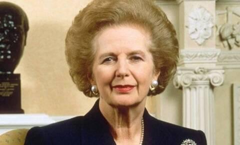 Σαν σήμερα το 2013 έφυγε από τη ζωή η «Σιδηρά Κυρία», Μάργκαρετ Θάτσερ