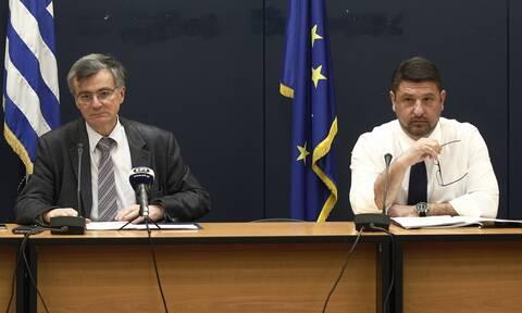 Κορονοϊός - Τσιόδρας: Τι είπε για την άρση των περιοριστικών μέτρων στην Ελλάδα