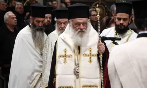 Κορονοϊός-Ιερά Σύνοδος: Οι ιεράρχες να δώσουν έναν μισθό στο ΕΣΥ