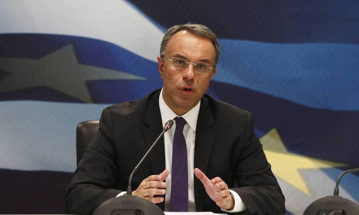 Σταϊκούρας για την απόφαση της ΕΚΤ: Έμπρακτη και ουσιαστική στήριξη στη χώρα μας