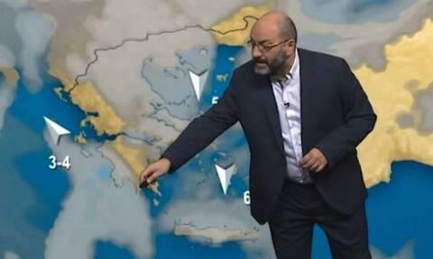 Καιρός Πάσχα: Αναμονή μέχρι τις 10 Απριλίου για να φανεί αν θα έρθουν ψυχρές μάζες στην Ελλάδα (vid)
