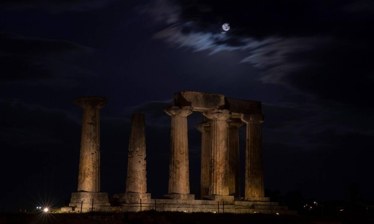 Ροζ Πανσέληνος: Μοναδικές φωτογραφίες από το καθηλωτικό φαινόμενο (pics+vid)