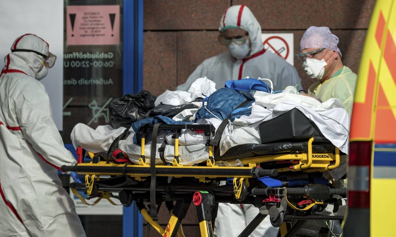 Κορονοϊός: Πρόβλεψη - σοκ για τους νεκρούς στην Ευρώπη