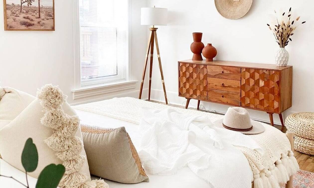 10 τρόποι για να μετατρέψεις την κρεβατοκάμαρά σου στον απόλυτο χώρο χαλάρωσης