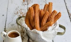 Συνταγή για πεντανόστιμα churros