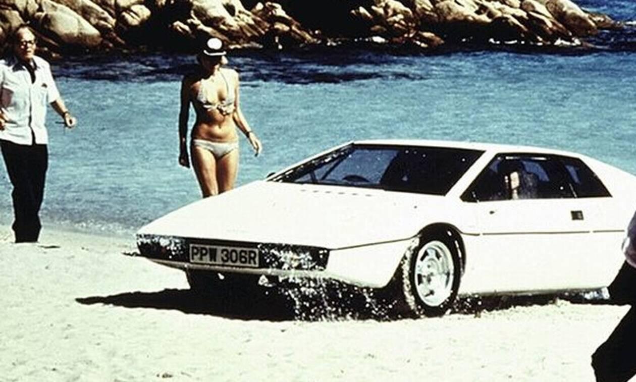 Το μόνο αυτοκίνητο που δεν διέλυσε ποτέ ο Τζέιμς Μποντ!