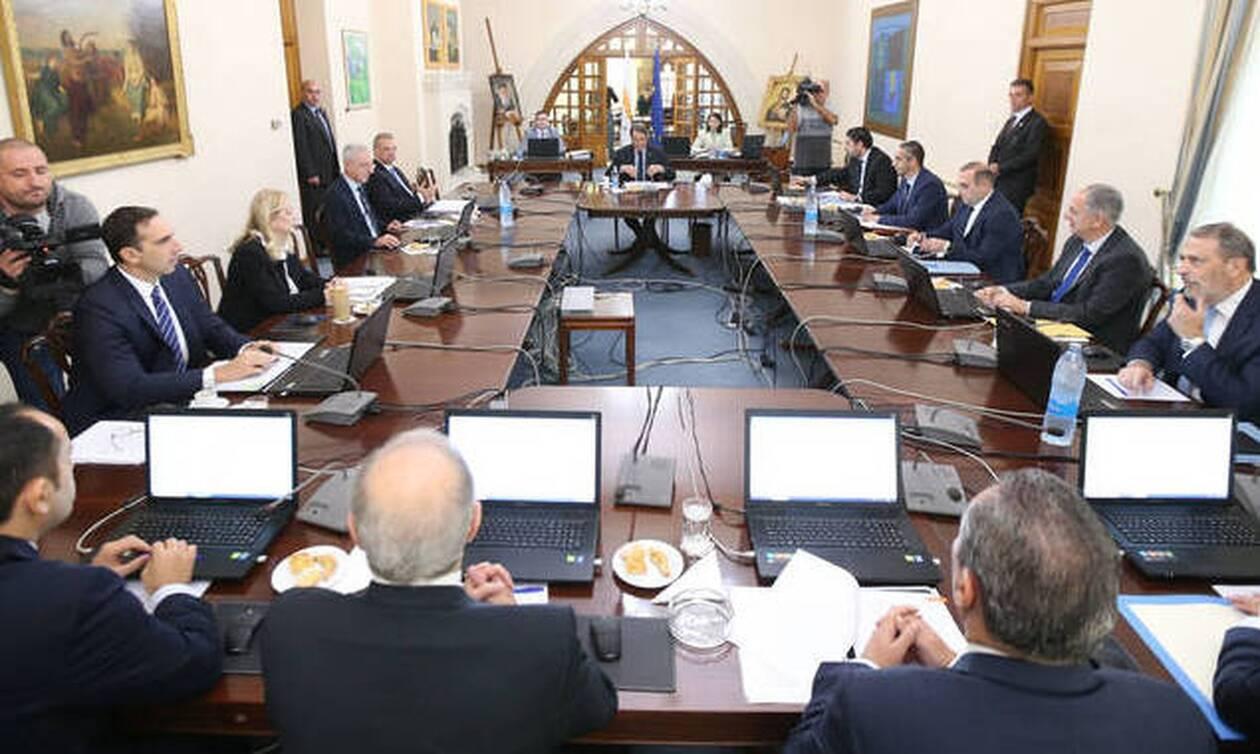 Κύπρος - Υπουργικό: Συνεδριάζει για τον κορονοϊό και τα μέτρα απαγόρευσης