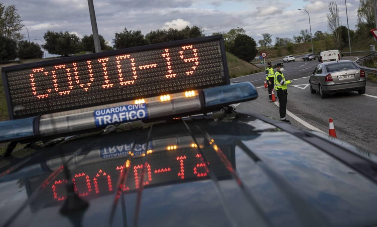 Κορονοϊός - Τραγωδία δίχως τέλος στην Ισπανία: 757 νεκροί σε 24 ώρες -  Πάνω από 14.500 συνολικά