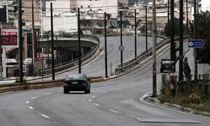 Κορονοϊός: Δέος - Το πανό στη γέφυρα της Πέτρου Ράλλη που σπάει... καρδιές