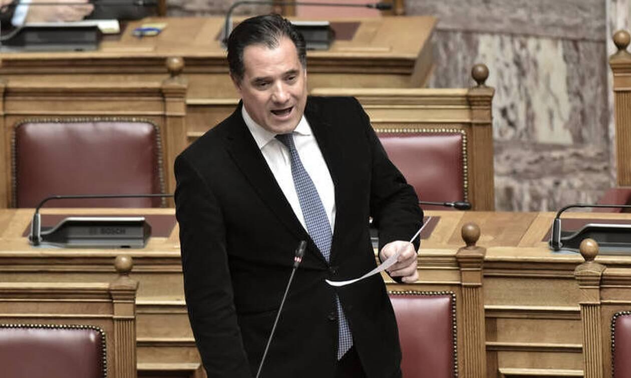 Κορονοϊός - Γεωργιάδης: Το 2020 θα είναι χρονιά ύφεσης