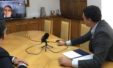 Κορονοϊός: Συγχαρητήρια Πάιατ στον Κικίλια για τη διαχείριση της κρίσης