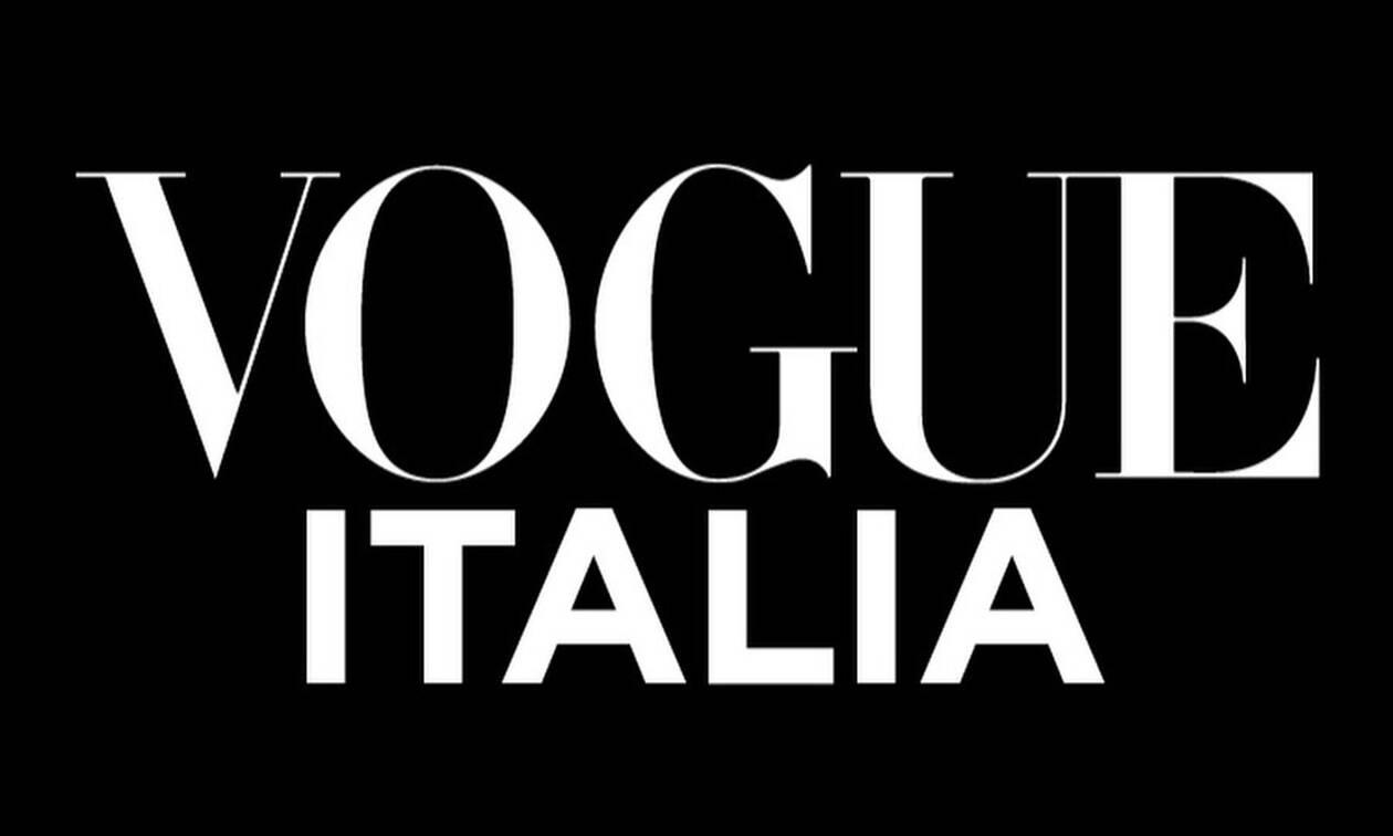 Κορονοϊός: Το ανατριχιαστικό εξώφυλλο της ιταλικής Vogue (pics)