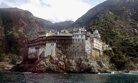 Κακοκαιρία: Σύσκεψη για την αποκατάσταση των ζημιών στο Άγιο Όρος