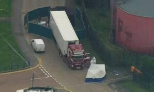Βρετανία: Ένοχος δήλωσε ο οδηγός του φορτηγού που είχαν βρεθεί νεκροί 39 Βιετναμέζοι μετανάστες