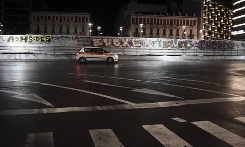 Απαγόρευση κυκλοφορίας: Κιάλια νυχτερινής όρασης, drones, μπάρες νερού - Το σχέδιο για τα μπλόκα