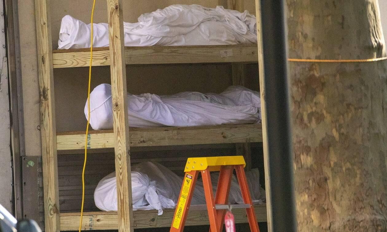 Κορονοϊός: Νέο θλιβερό ρεκόρ στις ΗΠΑ - 1.973 νεκροί μέσα σε 24 ώρες