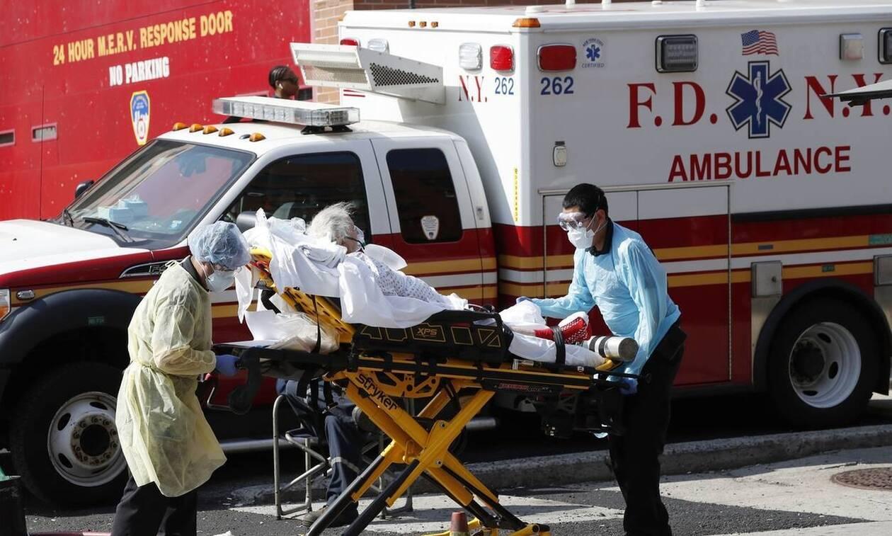 Κορονοϊός: «Σκότωσε» τρεις δικούς της ανθρώπους πηγαίνοντας σε ένα πάρτι και μια κηδεία
