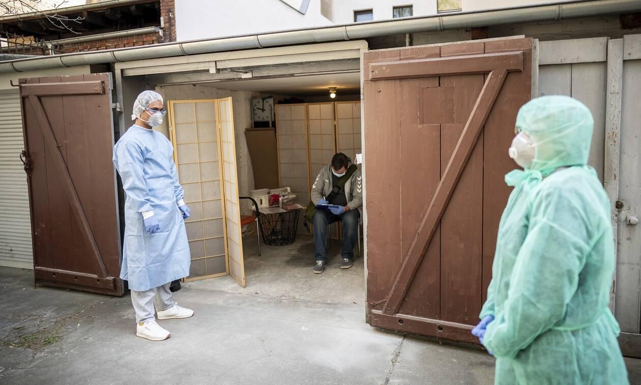 Κορονοϊός - Άσχημα τα νέα από τη Γερμανία: Ανέβηκε ξανά ο αριθμός νεκρών και κρουσμάτων ανά 24ωρο