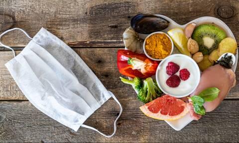 Κορονοϊός: Οι καλύτερες τροφές για το ανοσοποιητικό (εικόνες)