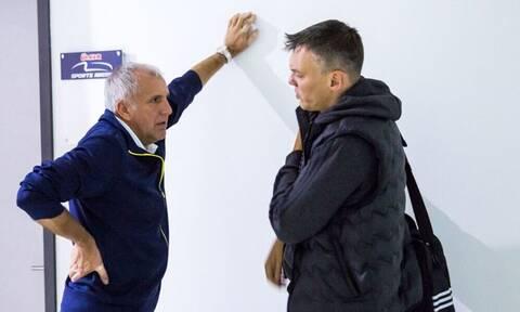 Euroleague: Σενάρια-φωτιά για Ομπράντοβιτς και Σάρας