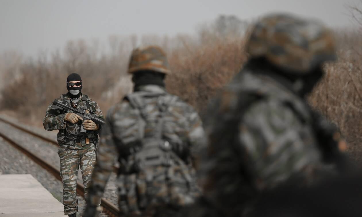 Δέος: Εντυπωσιακό βίντεο από το ΓΕΕΘΑ για τις Ένοπλες Δυνάμεις και την κρίση στον Έβρο