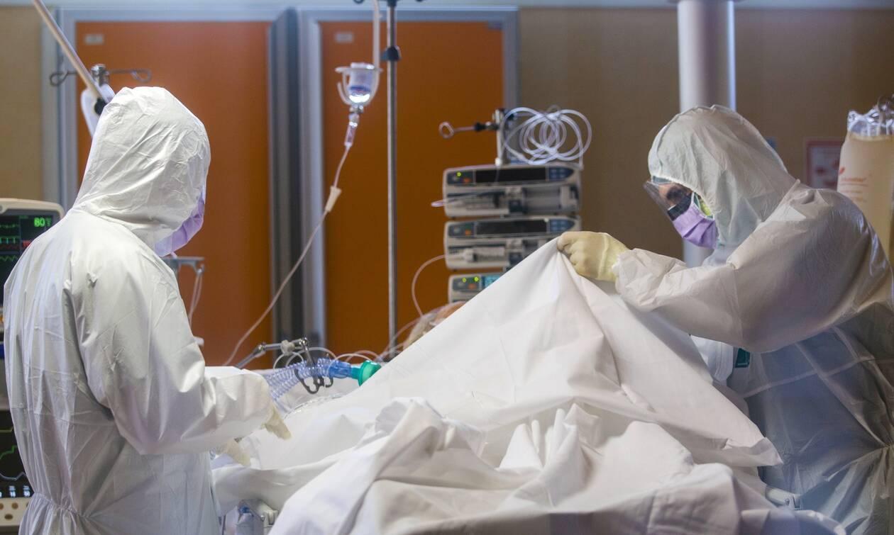 Κορονοϊός - Ελπιδοφόρα προσέγγιση: Χορήγηση πλάσματος σε ασθενείς