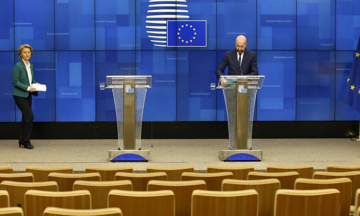 Eurogroup: Συμφωνία για εμπλοκή του ESM στην αντιμετώπιση της κρίσης του κορονοϊού