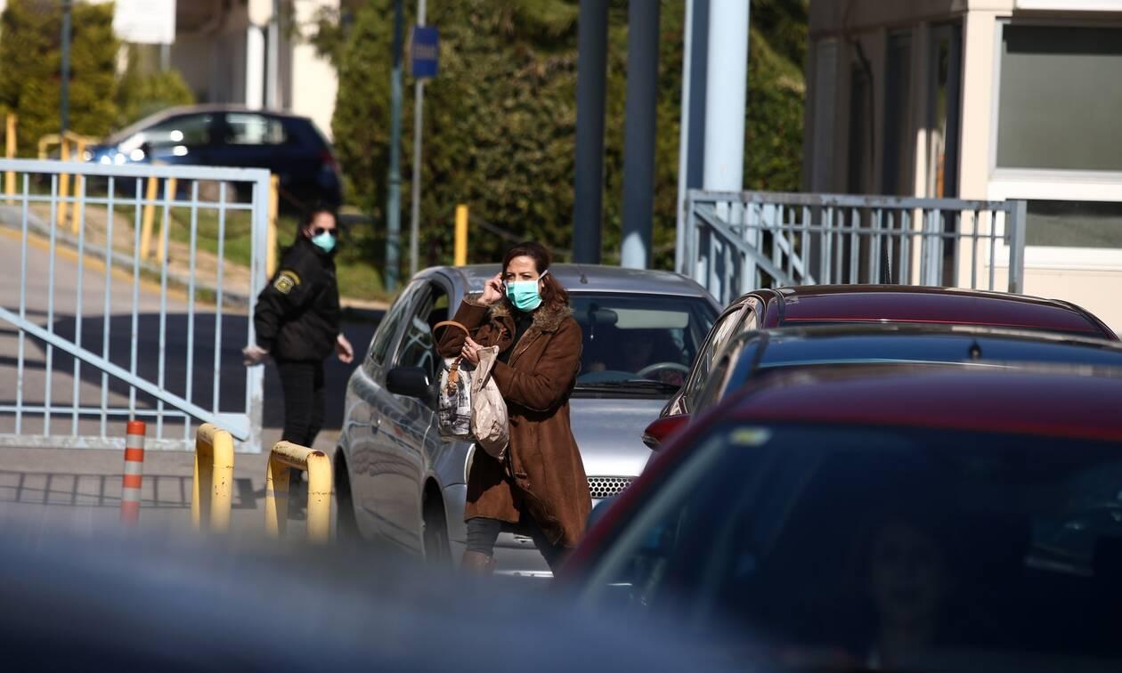 Κορονοϊός: Και δεύτερος νεκρός σε λίγες ώρες στην Ελλάδα - Στους 88 ο συνολικός αριθμός