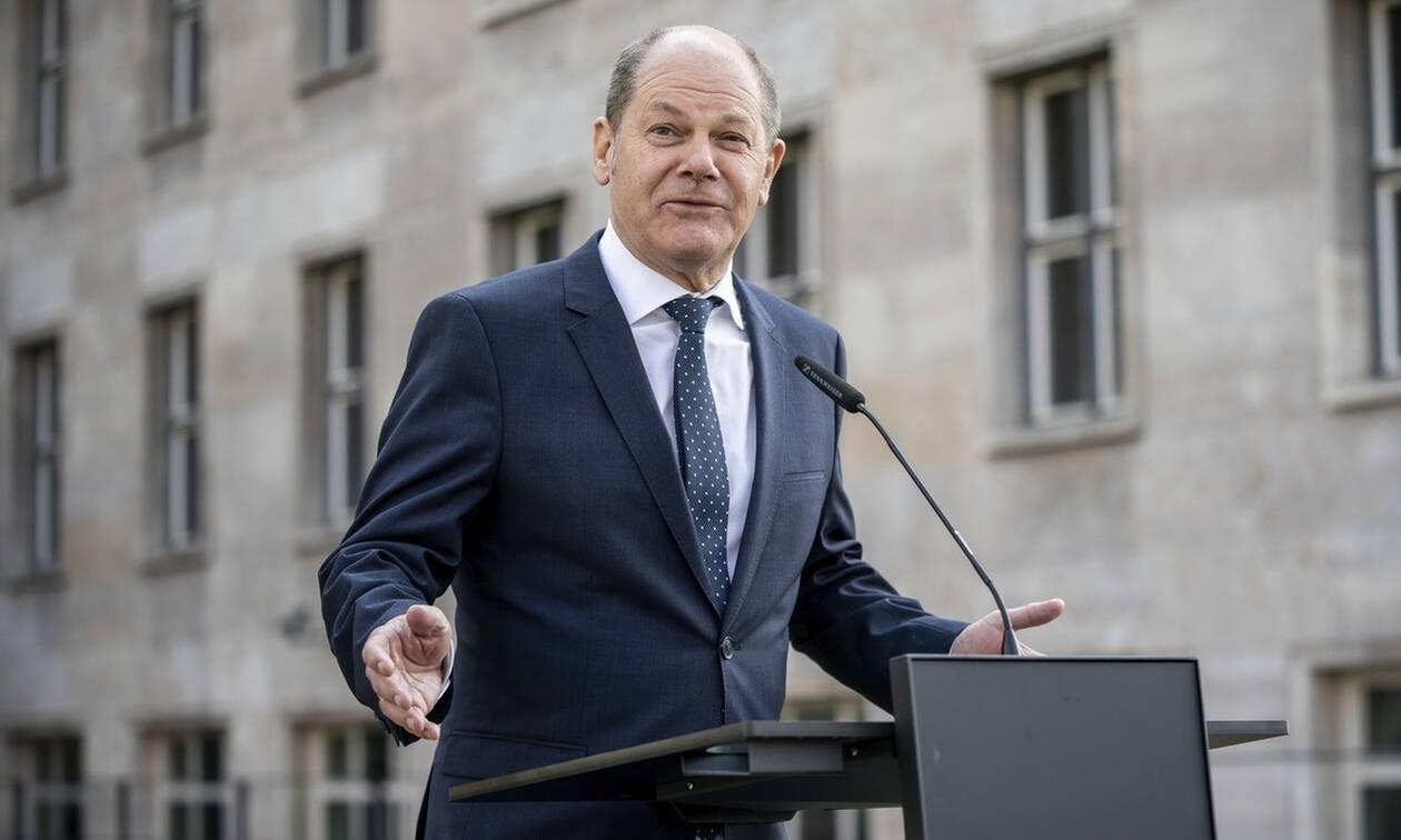 Eurogroup - Όλαφ Σολτς: Μια σπουδαία μέρα για την ευρωπαϊκή αλληλεγγύη