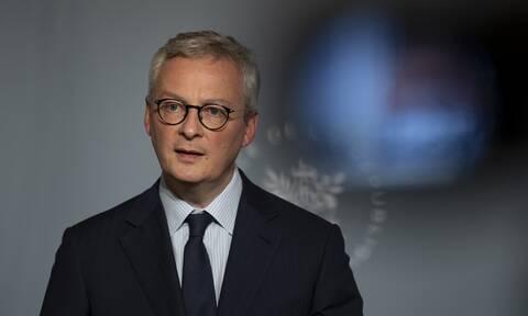 Eurogroup - Μπρούνο Λεμέρ: Σχέδιο 1 τρισ. Ευρώ -  Το πιο σημαντικό στην ιστορία της ΕΕ