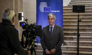 Eurogroup agrees on a 540 billion-euro package of measures to combat coronavirus economic fallout