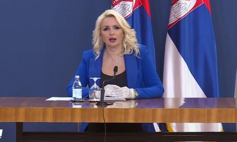 Κορονοϊός: Ο «θηλυκός Τσιόδρας» που ενημερώνει τους Σέρβους για την πανδημία