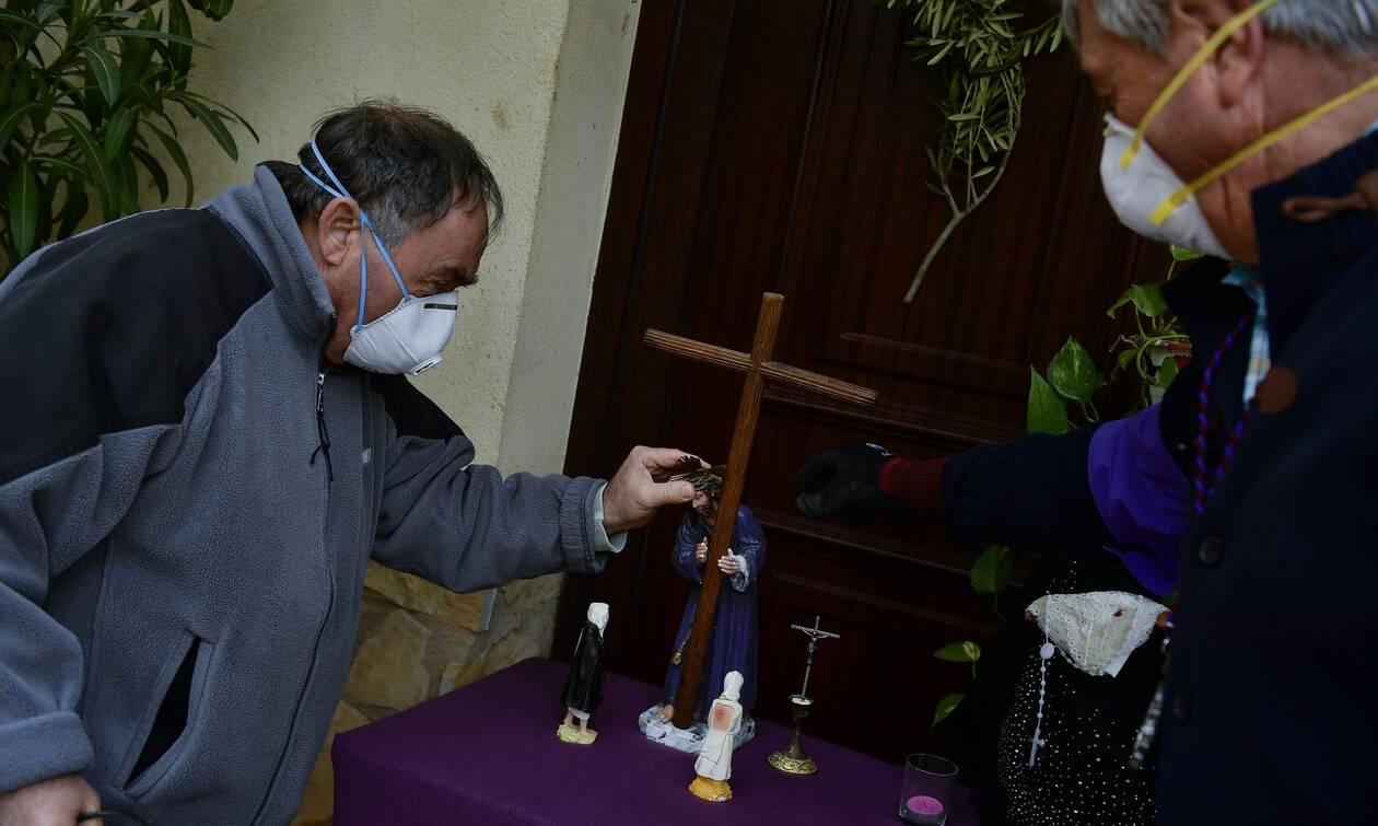 Κορονοϊός - Φρίκης συνέχεια στην Ισπανία: 600 νεκροί σε μία μέρα - Οι λιγότεροι εδώ και 2 εβδομάδες
