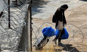 Roma settlement in Larissa in coronavirus quarantine