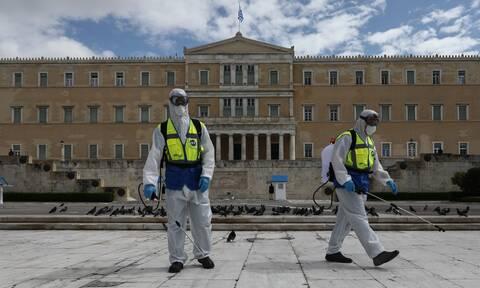 Κορονοϊός - Νέοι έπαινοι Bloomberg: Η Ελλάδα μπορεί να περπατάει με το κεφάλι ψηλά
