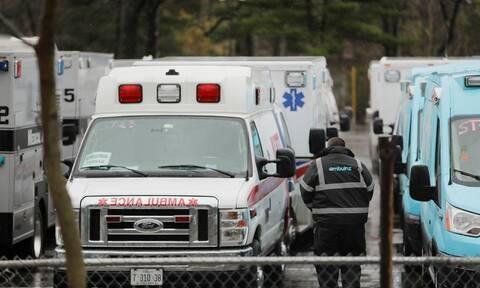 Ραγίζει καρδιές νοσηλευτής που έζησε τη φρίκη της 11ης Σεπτεμβρίου - Γιατί τον τρομάζει ο κορονοϊός
