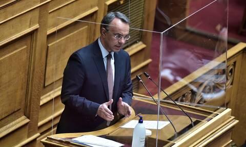 Σταϊκούρας για Eurogroup: 7 με 8 δισ. ευρώ στην Ελλάδα για τον κορονοϊό