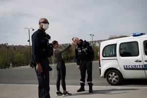 Κορονοϊός: Μόνο θάνατος στη Γαλλία - 987 νεκροί σε ένα 24ωρο