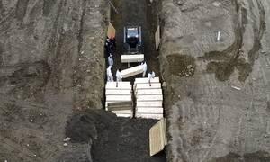 Κορονοϊός - Νήσος Χαρτ: Τι κρύβει το νησί των νεκρών στη Νέα Υόρκη (vid)