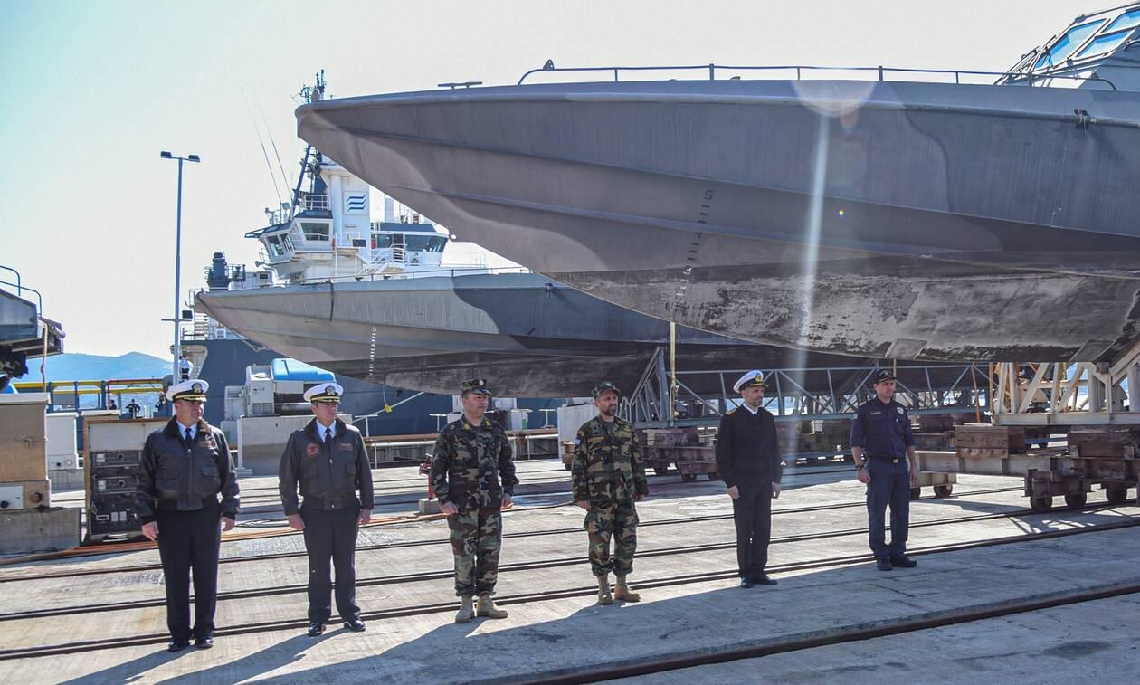 Παραχώρηση σκαφών ανορθόδοξου πολέμου από το Αμερικανικό Ναυτικό