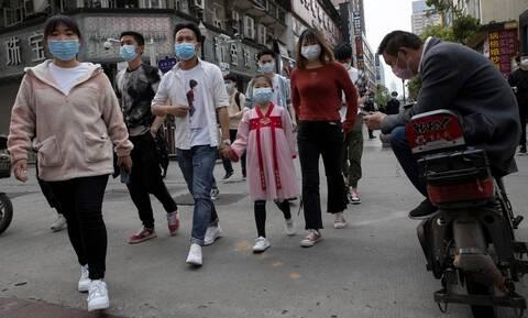 Κορονοϊός - Κίνα: Σαράντα έξι νέα κρούσματα στη χώρα